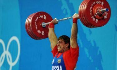 Ολυμπιακοί Αγώνες: Αποκλεισμός για την Άρση Βαρών της Ρωσίας