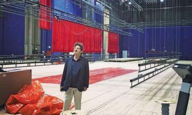 Φίλιππος Νιάρχος: Ινκόγκνιτο στην Αθήνα για να θαυμάσει το έργο του