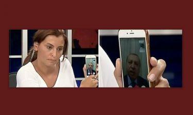 Απίστευτο! Δεν θα πιστεύετε πόσα δίνουν για το κινητό της δημοσιογράφου που μίλησε με τον Ερντογάν!