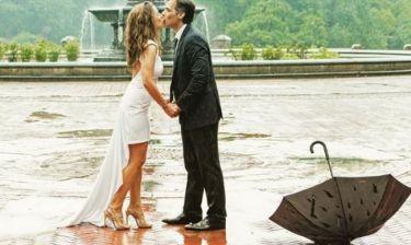 Η επέτειος ζευγαριού της ελληνικής showbiz και η φωτογραφία από το μυστικό γάμο τους
