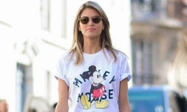 Style tips: Τα 5 βασικά μπλουζάκια που κάθε γυναίκα πρέπει να έχει στην γκαρνταρόμπα της