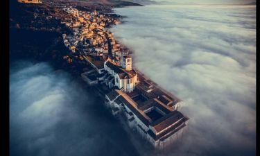 Οι καλύτερες φωτογραφίες τραβηγμένες από drones