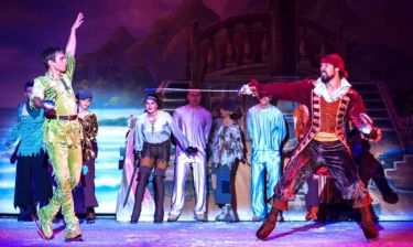 Peter Pan on ice: Έρχεται τον Δεκέμβριο στην Ελλάδα