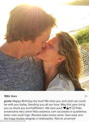 Κρίση ήταν και πέρασε - Η ερωτική εξομολόγηση στον σύζυγό της, που έριξε το instagram