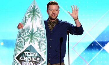 Βραβεύτηκε ο Justin Timberlake