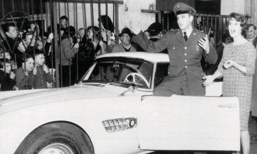 Σαν… καινούργια η «μπέμπα» του Elvis Presley