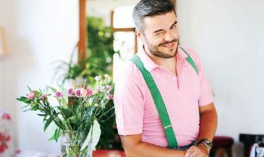 Πέτρος Πολυχρονίδης: «Δεν μου αρέσουν τα τυχερά παιχνίδια»