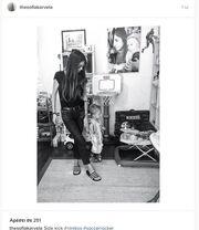 Σοφία Καρβέλα: Μας «ξεναγεί» στο δωμάτιο του μεγάλου της γιου (φωτο)