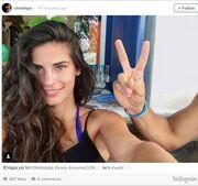Σάκης Τανιμανίδης-Χριστίνα Μπόμπα: Από την Κρήτη στην Ικαρία το ερωτευμένο ζευγάρι (Νέα φωτό)