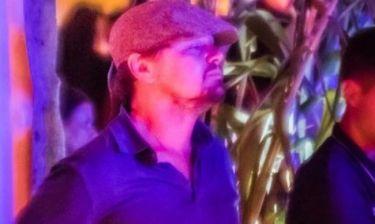 Θερμό επεισόδιο του DiCaprio στην Μύκονο