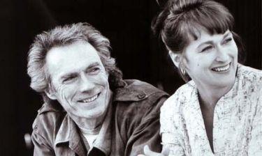 H Meryl Streep τα… «έψαλε» στον Clint Eastwood
