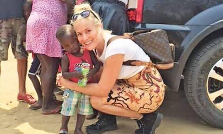 Κωνσταντίνα Μιχαήλ: Το ταξίδι στην Αφρική και οι εντυπώσεις της