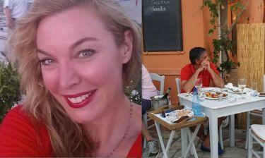 Τατιάνα Στεφανίδου- Νίκος Ευαγγελάτος: Ερωτευμένοι στους Παξούς