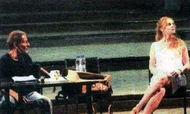 Ηρώ Σάϊα: Στη σκηνή με φουσκωμένη κοιλίτσα