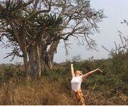 Κωνσταντίνα Μιχαήλ: Φωτογραφίες από το ταξίδι της στην Αφρική