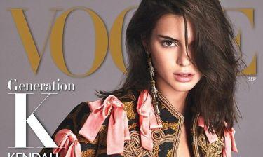 H Vogue αποθεώνει την Kendal Jenner