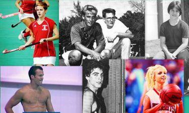 Κι όμως αστέρες του Hollywood κάποτε ήταν μεγάλοι αθλητές