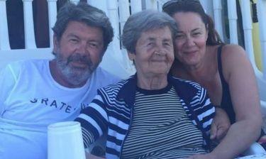 Γιάννης Λάτσιος: Η πιο τρυφερή φωτογραφία με την αδερφή και τη μητέρα του