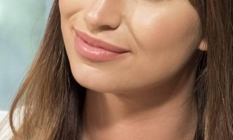 Η καινούργια μύτη γνωστής παρουσιάστριας