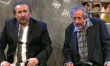 Τάσος Παλαντζίδης: «Ο Λαζόπουλος είναι ό,τι καλύτερο έτυχε στην πορεία της καριέρας μου»