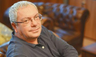 Σταμάτης Μαλέλης: «Μην ενοχοποιούµε την ψυχαγωγία στην τηλεόραση»
