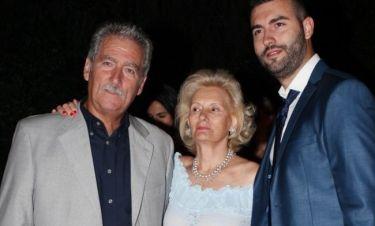 Επέτειος γάμου για τους γονείς της Μενεγάκη – Η ρομαντική φωτό στο instagram