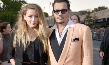 Η Amber Heard αποστομώνει τον Johnny Depp με τον πιο «σκληρό» τρόπο
