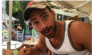 Σάκης Τανιμανίδης: Τι του συνέβη αναπάντεχα στη Νάξο και σάστισε