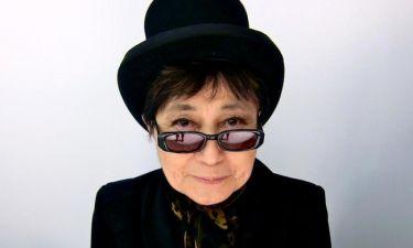 Η Yoko Ono στη Θεσσαλονίκη