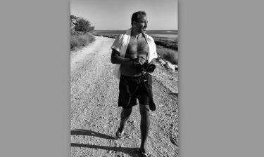 Το φωτογραφικό άλμπουμ του Νίκου Αλιάγα από τις διακοπές του στην Ελλάδα