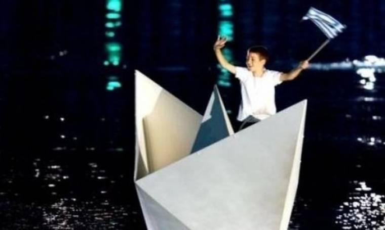 Δείτε πως είναι σήμερα ο πιτσιρικάς που άνοιξε του Ολυμπιακούς Αγώνες της Αθήνας