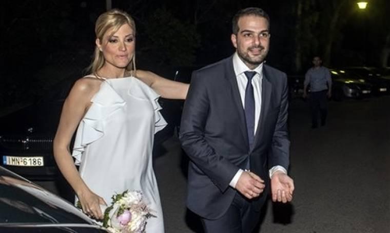 Ράνια Τζίμα-Γαβριήλ Σακελλαρίδης: Από στιγμή σε στιγμή ετοιμάζονται να υποδεχτούν την κόρη τους!