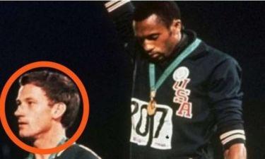 Πριν 48 χρόνια αυτός ο άνδρας έκανε κάτι πολύ θαρραλέο στους Ολυμπιακούς που του κατέστρεψε τη ζωή