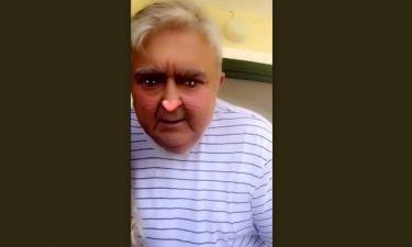 O Τερζής κάνει snapchat με την κόρη του