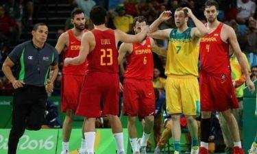 Ρίο 2016: Τρίτη η Εθνική Ισπανίας