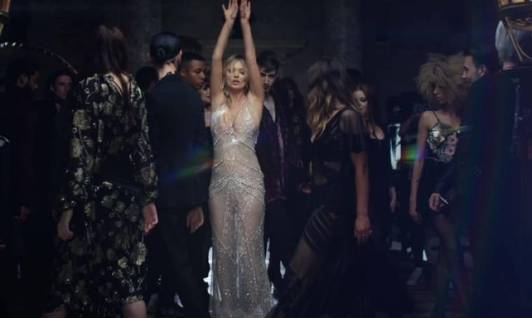 Kate Moss: Η βασίλισσα της διαφάνειας