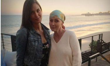 Shanen Doherty: Η βόλτα με τη φίλη της πριν την χημειοθεραπεία