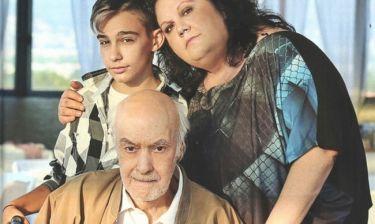 Ο Νίκος Μπάρκουλης πενθεί το «χαμό» του πατέρα του, Ανδρέα