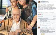 Μπάρκουλης: Ραγίζει καρδιές το μήνυμα του γιου του: «Άγγελέ μου να προσέχεις εκεί που είσαι»