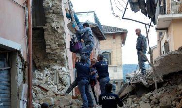 Ιταλία: Νωρίς να μιλήσουμε για κύριο σεισμό, λέει ο Γ. Χουλιάρας
