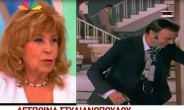 Το σοκ της Στυλιανοπούλου όταν έμαθε για το θάνατο του Μπάρκουλη