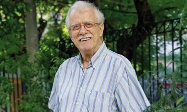 Ερρίκος Μπριόλας: «Ο Κιμούλης είναι ο διάδοχός μου»