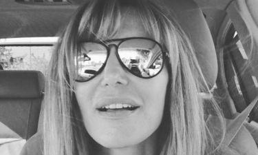 Η selfie της Χατζηβασιλείου που μας ξάφνιασε!