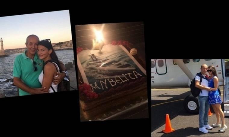 Ξανάνιωσε ο εφοπλιστής Κούστας με την 23χρονη. Ο αρραβώνας και το προσκλητήριο (Nassos blog)