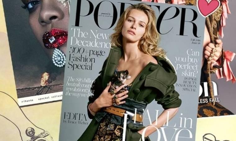 September Issues: Τα ωραιότερα εξώφυλλα των μεγαλύτερων περιοδικών μόδας του πλανήτη