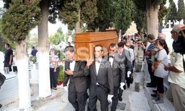 Το τελευταίο «αντίο» στον Ανδρέα Μπάρκουλη