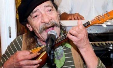 «Έφυγε» ο ρεμπέτης Κώστας Τσιατάς