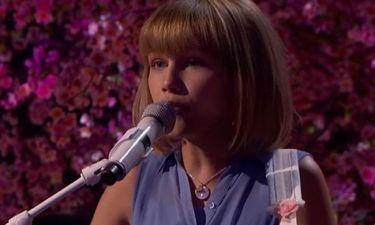 Είναι αυτή η 12χρονη η νέα Taylor Swift;