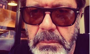 Γιάννης Λάτσιος: Η άσχημη διάθεση και το σχόλιό του: «Θα περάσει κι αυτό»