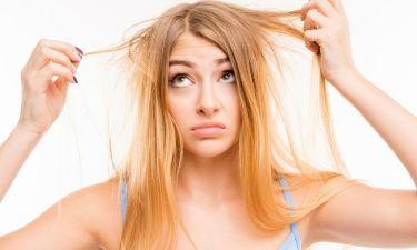 Ψαλίδα στα μαλλιά: Ποια διατροφική έλλειψη φανερώνει